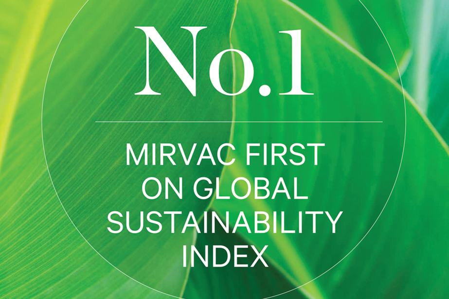 Mirvac Sustainability